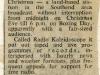 Article on Radio Kaleidoscope (Christmas 1968)