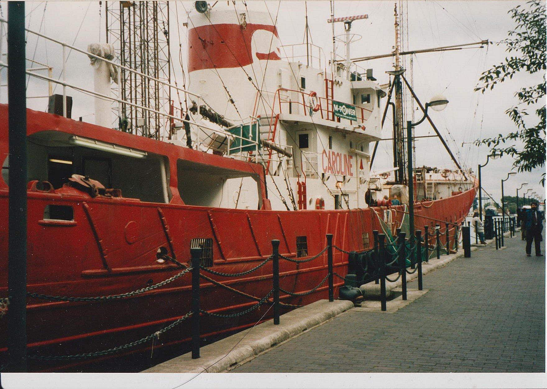 Radio Caroline North 1995