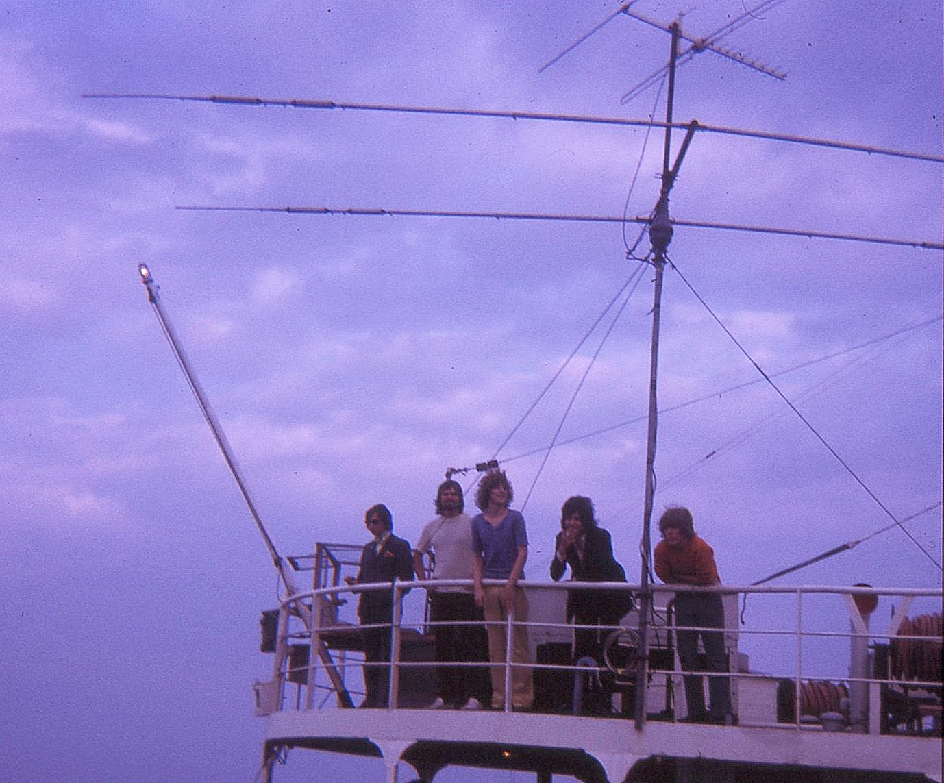 DJs_aboard_Radio_Northsea_21.8.70