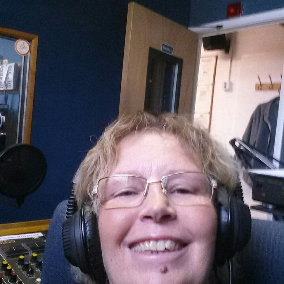 DJ Kathy Jeanette ON AIR - 2015