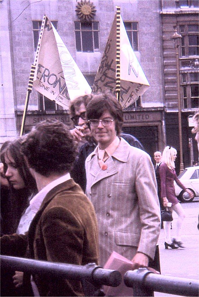 Alex McKenna 1970 Radio Rally