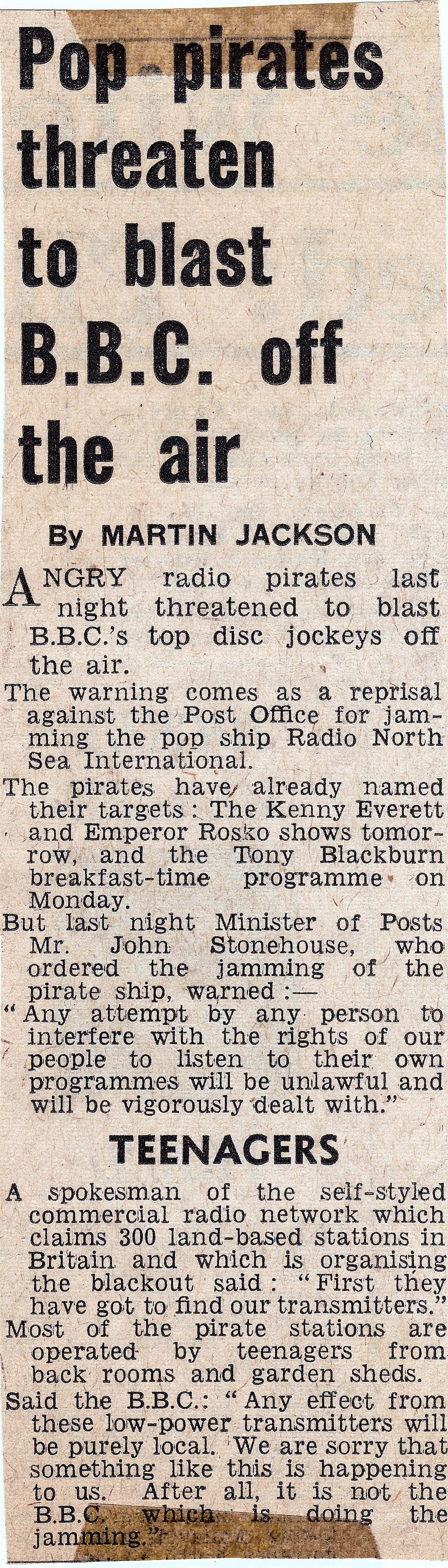 BBC Jamming