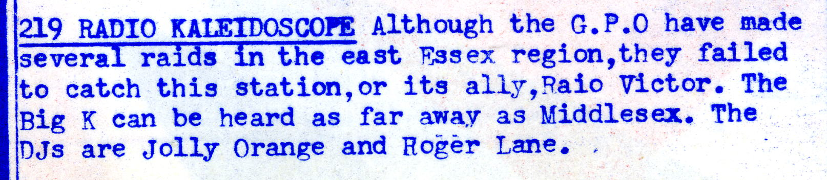 FRC News Jan 1969 - Snip
