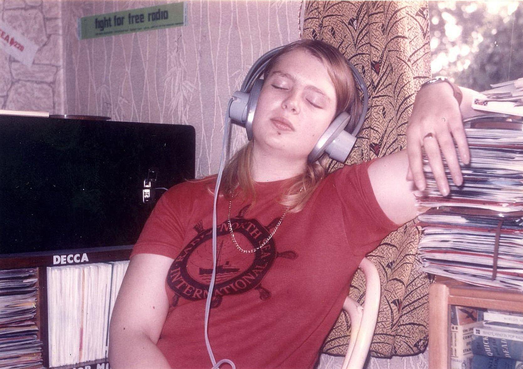 DJ Kathy Jeanette 1969
