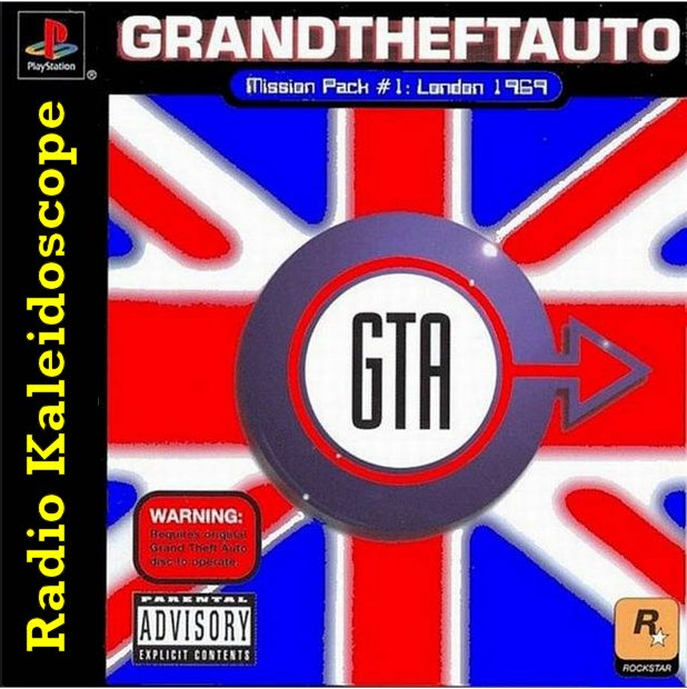 GTA Radio Kaliedoscope 1969-2