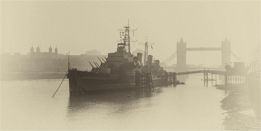 HMS Belfast Admirals daughters wedding