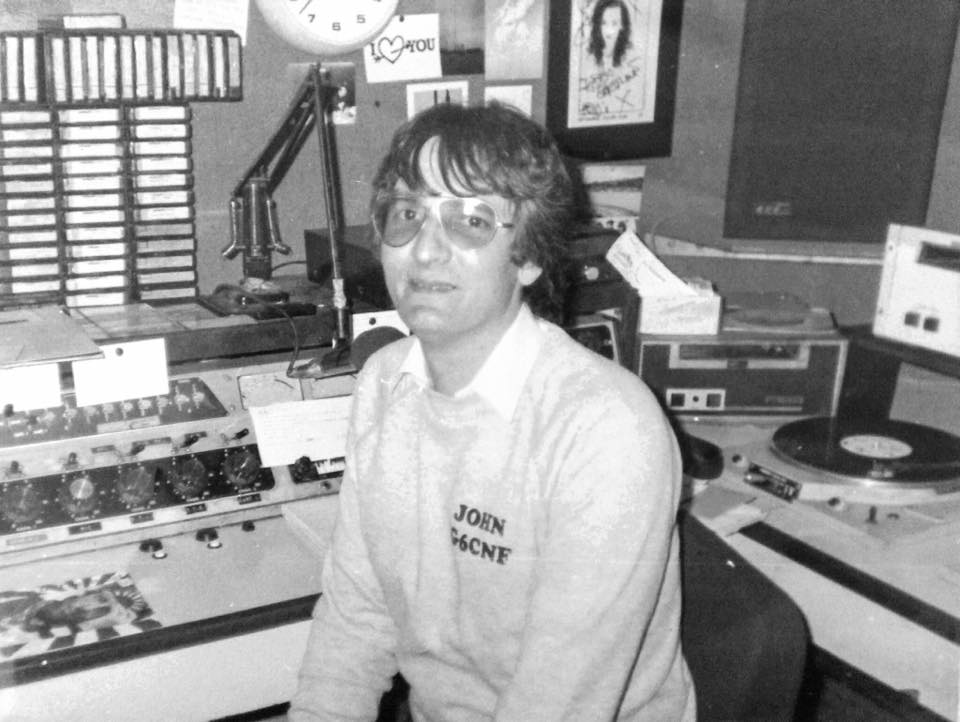 John Aboard RC 1983
