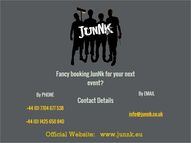 JunNk Contact