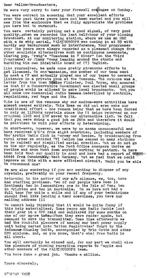 Letter RTI - 3-s