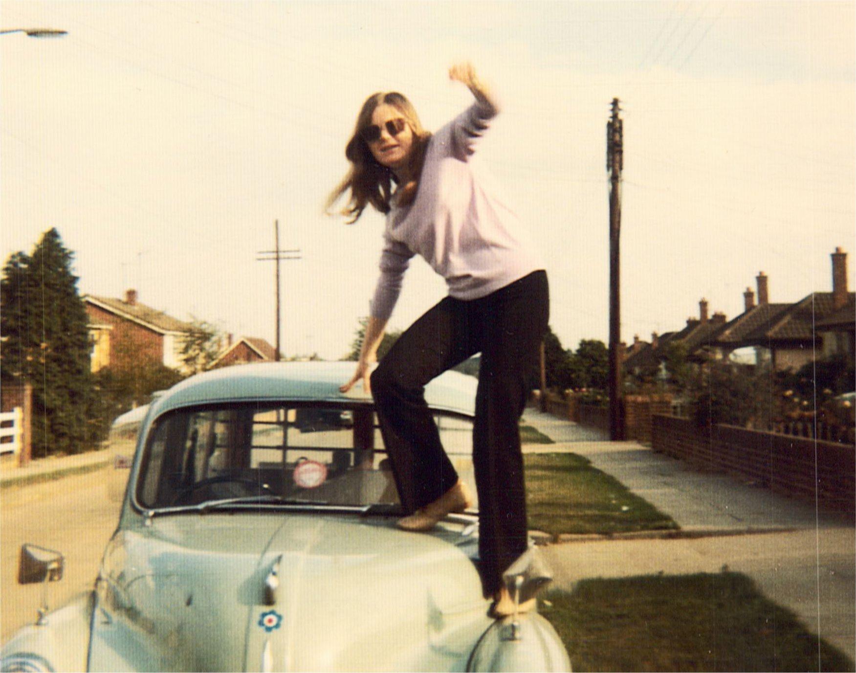 Lynn Strang - Car