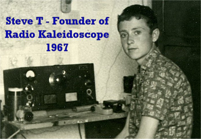 Original Radio Kaleidoscope Founder - 1967 -