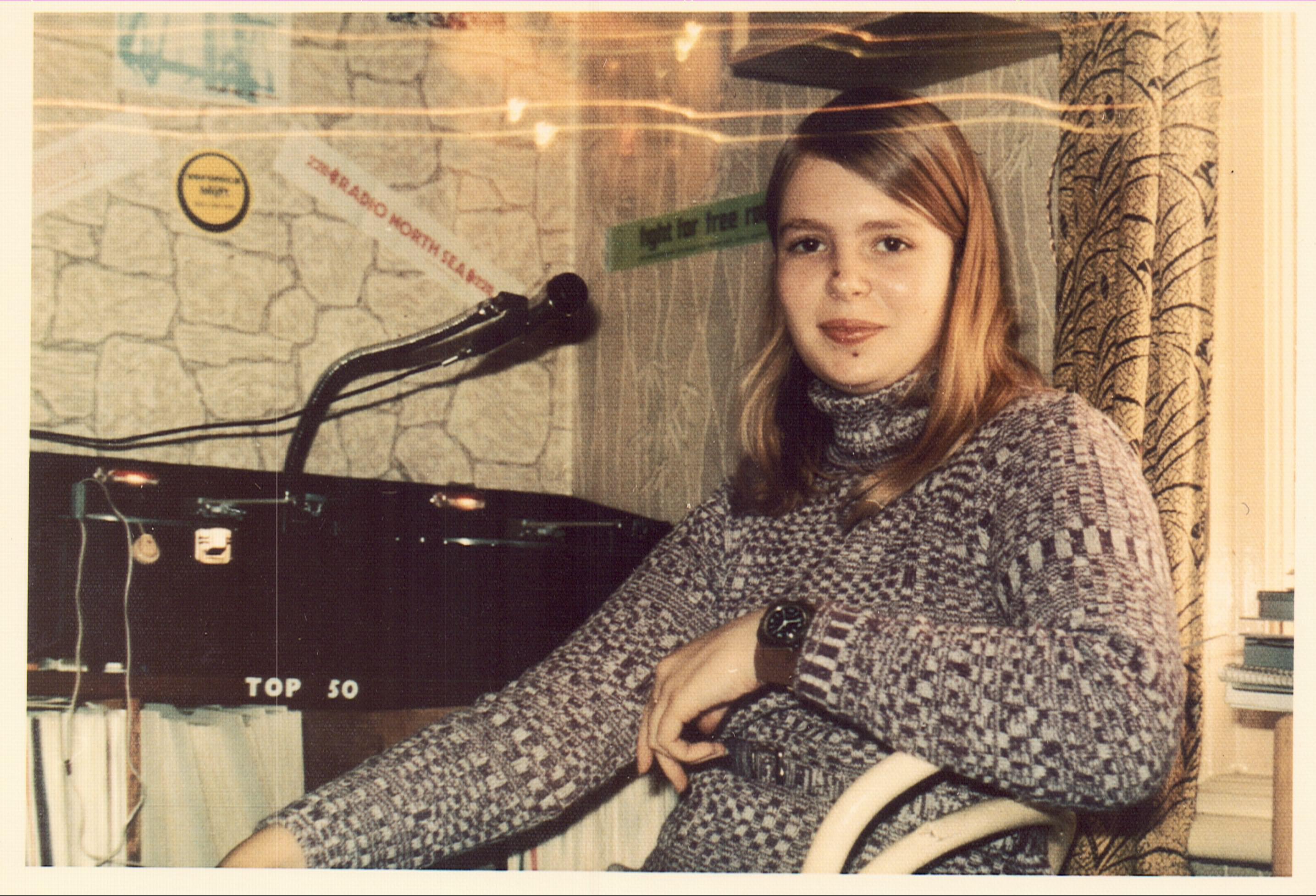 DJ Kathy Jeanette - 1969