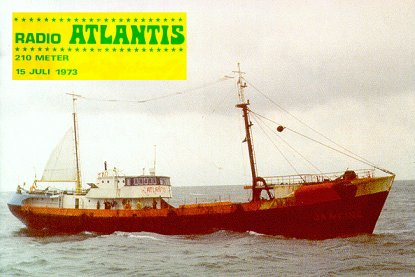 Radio Atlantis - Janine