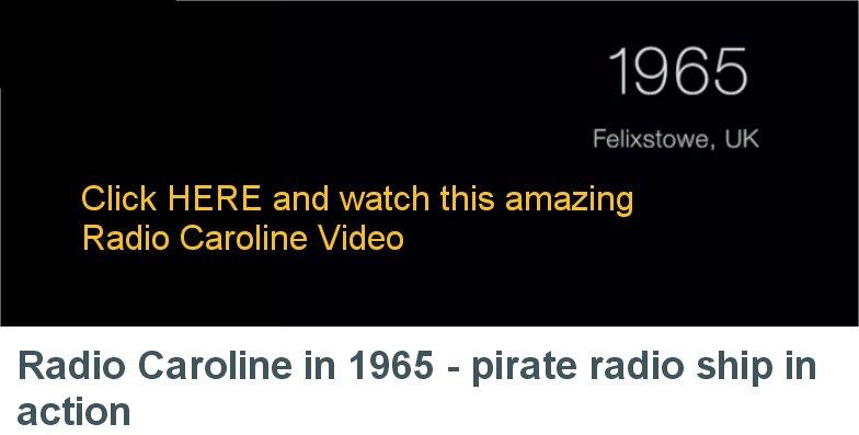 Radio Caroline Video - 1965
