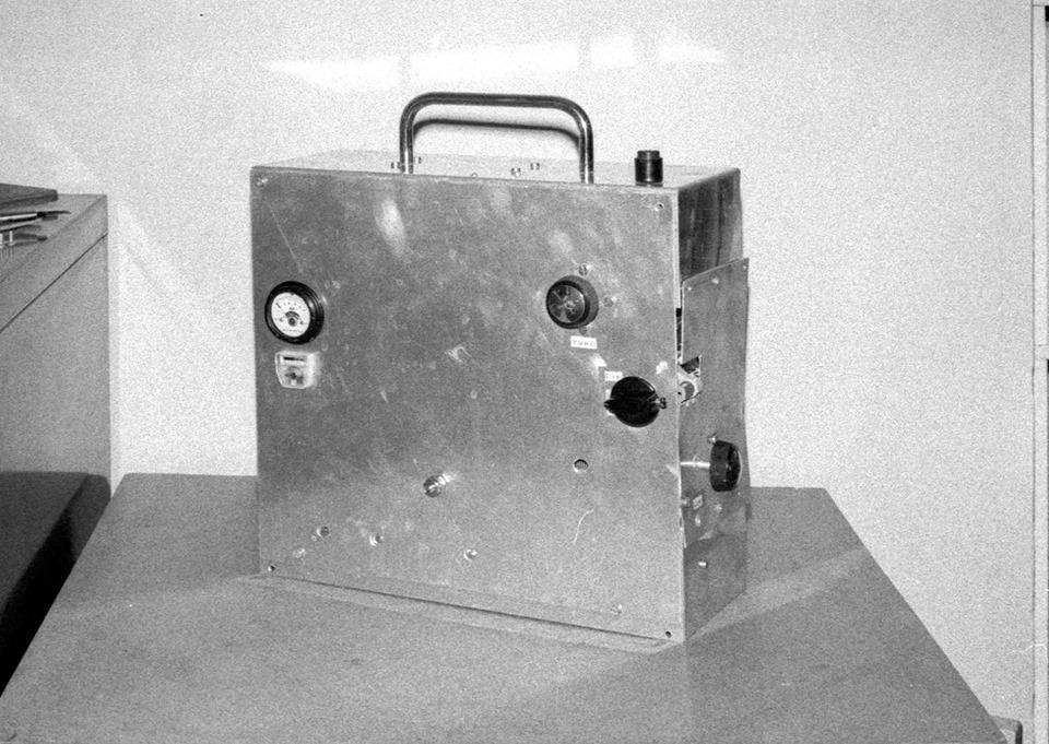 Radio Jackie Transmitter 1973-B1