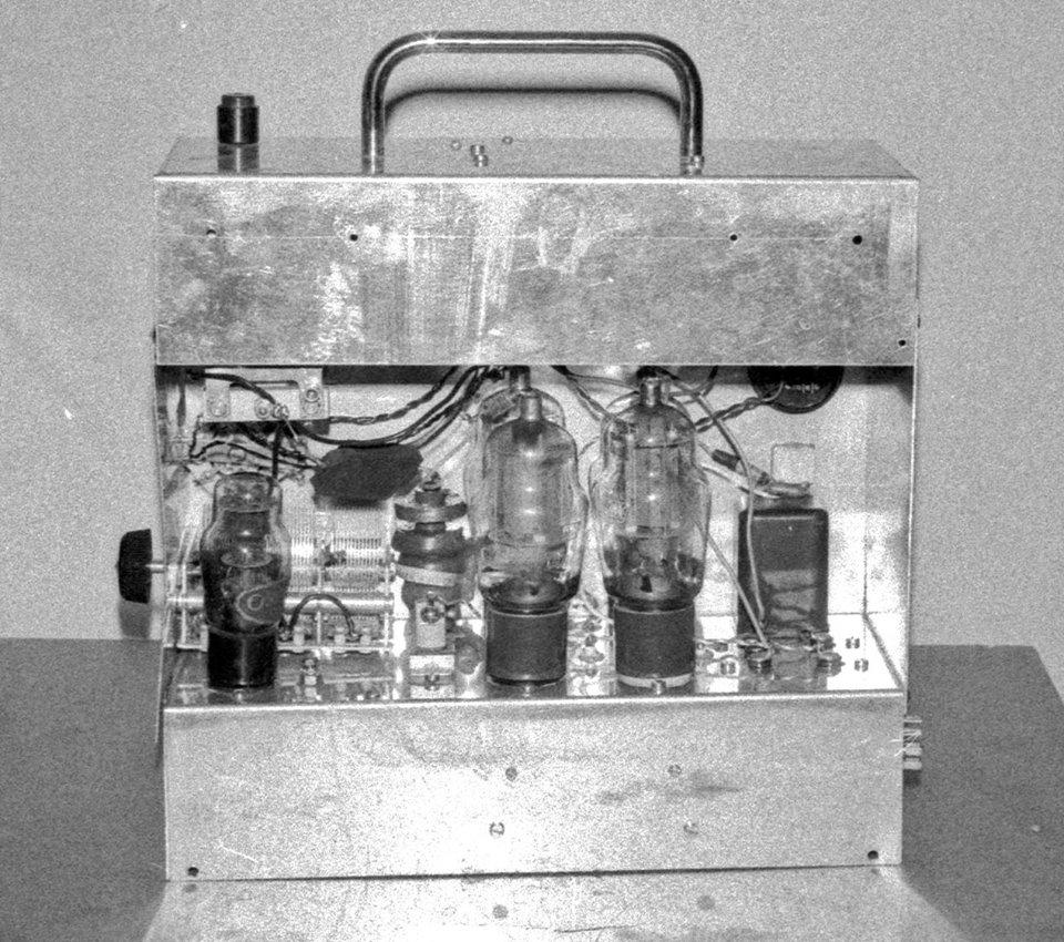 Radio Jackie Transmitter 1973-B2