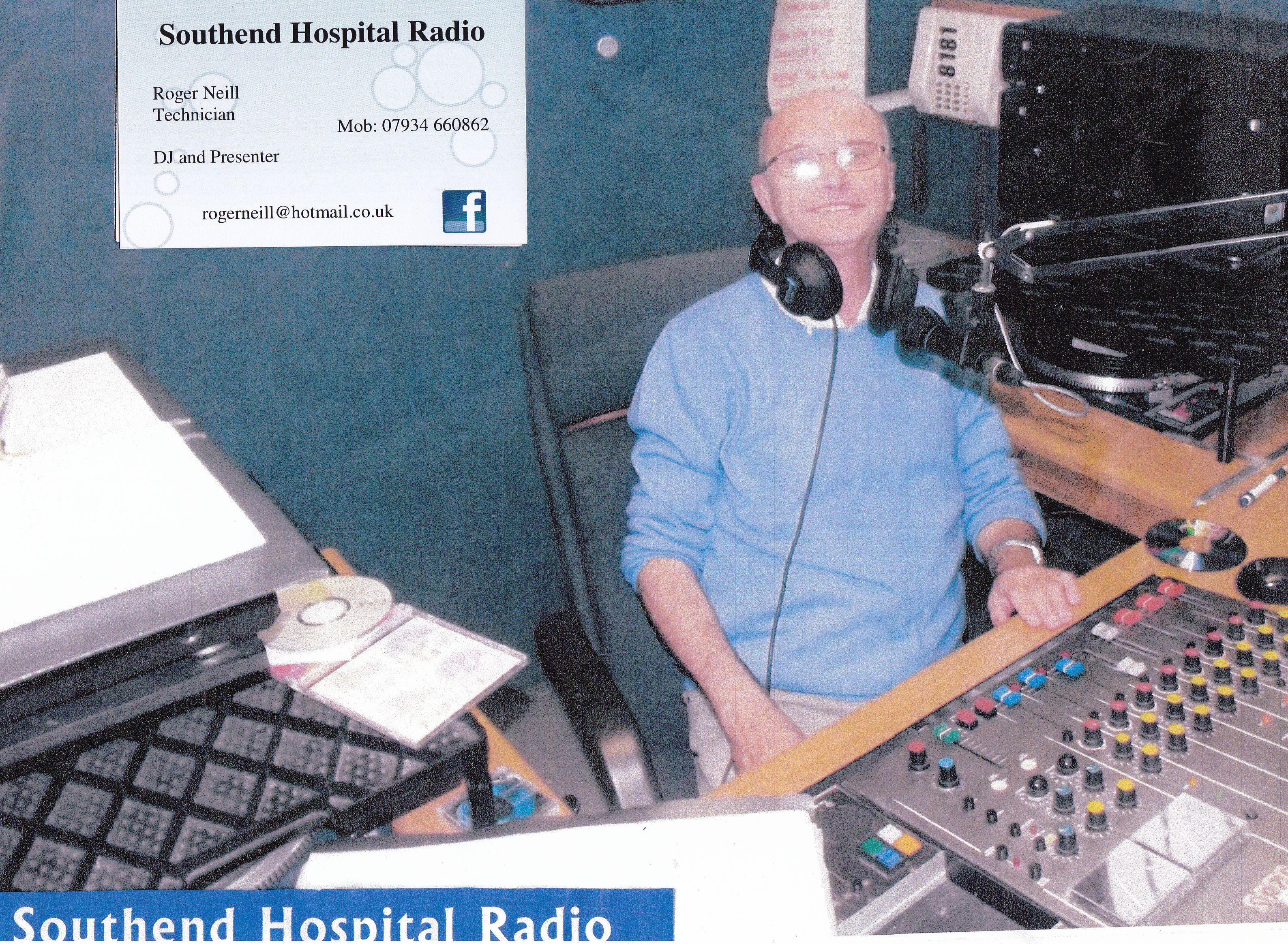 Radio King DJ Roger Neil - 2015