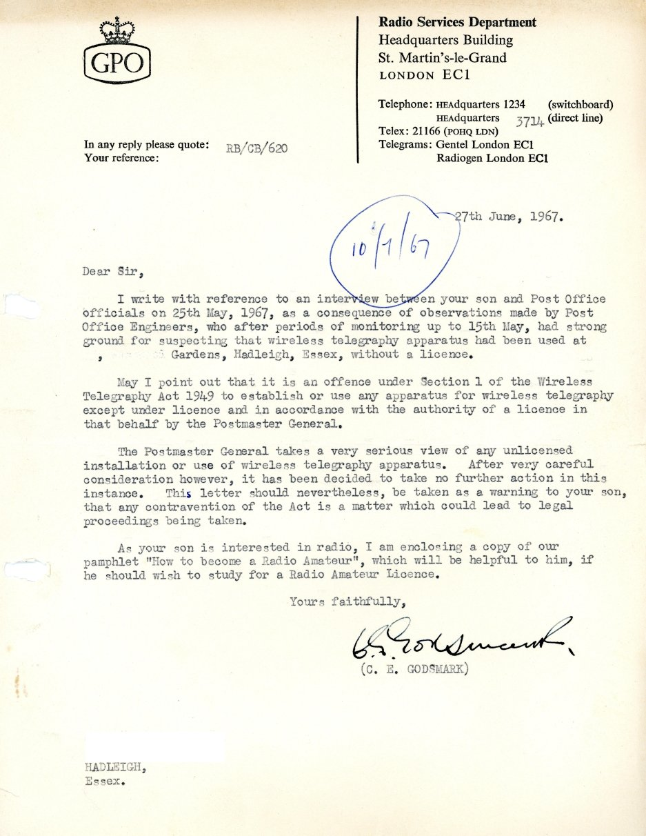 gpo_letter_june_1967__a